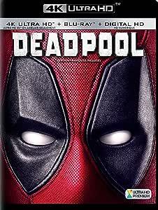 Deadpool [4K Ultra HD + Blu-ray + Digital Copy] (Bilingual)