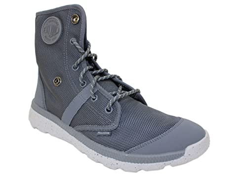 5e2459c499 Palladium Pallaville BGY Txsn Mens Blue Canvas Casual Dress Boots Shoes 9:  Buy Online at Low Prices in India - Amazon.in