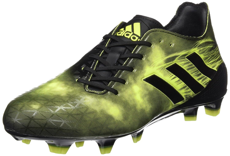 Adidas Crazyquick Malice FG – Fußballschuh Herren, Schwarz – (Negbas Negbas Amasol) 40