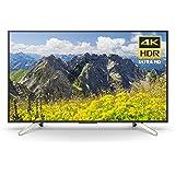 Sony KD65X750F 65-Inch 4K Ultra HD Smart LED TV (2018 Model)