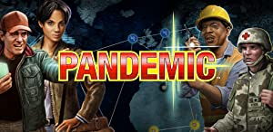 Pandemic: The Board Game from F2Z Entertainment Inc.