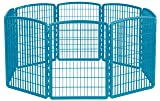 IRIS 34'' Exercise 8-Panel Pet Playpen without