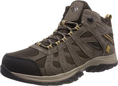 Oferta amazon: Columbia Canyon Point Mid Zapatos impermeables de senderismo para hombre Talla 42.5 EU