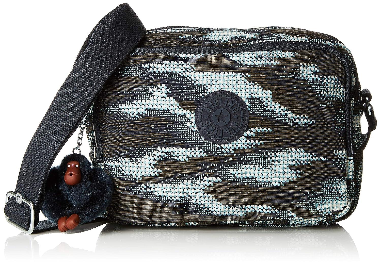 Multicolour (Dynamic Dots) Kipling Women's Silen CrossBody Bag