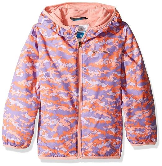 2f6aad0b1 Columbia Boys  Toddler Girls  Mini Pixel Grabber II Wind Jacket ...