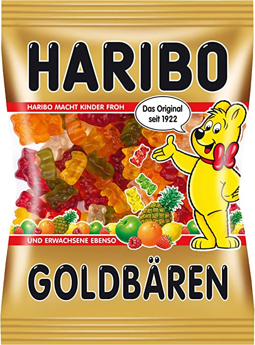 Top 10 Haribo Green Apple Gummy Bears