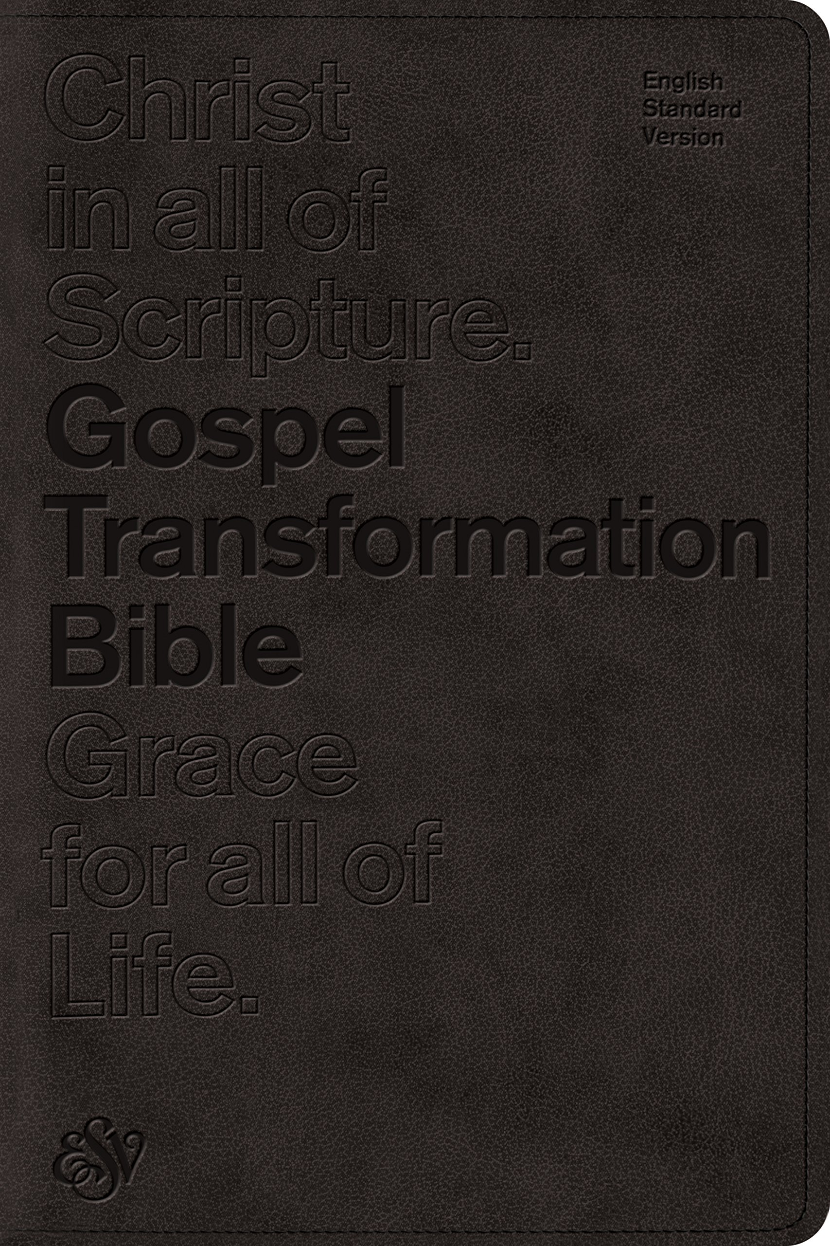 ESV Gospel Transformation Bible (TruTone, Black) PDF