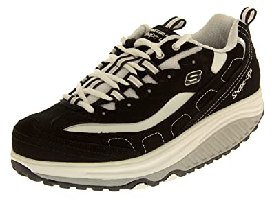 SKECHERS Shape Ups Trainers Ladies Fitness Walking Toning