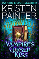 The Vampire's Cursed Kiss (Shadowvale Book 2) Kindle Edition