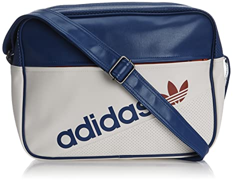 Royal Airliner Borsa Adidas Perforated Running Whitecollegiate pzXwnxv7