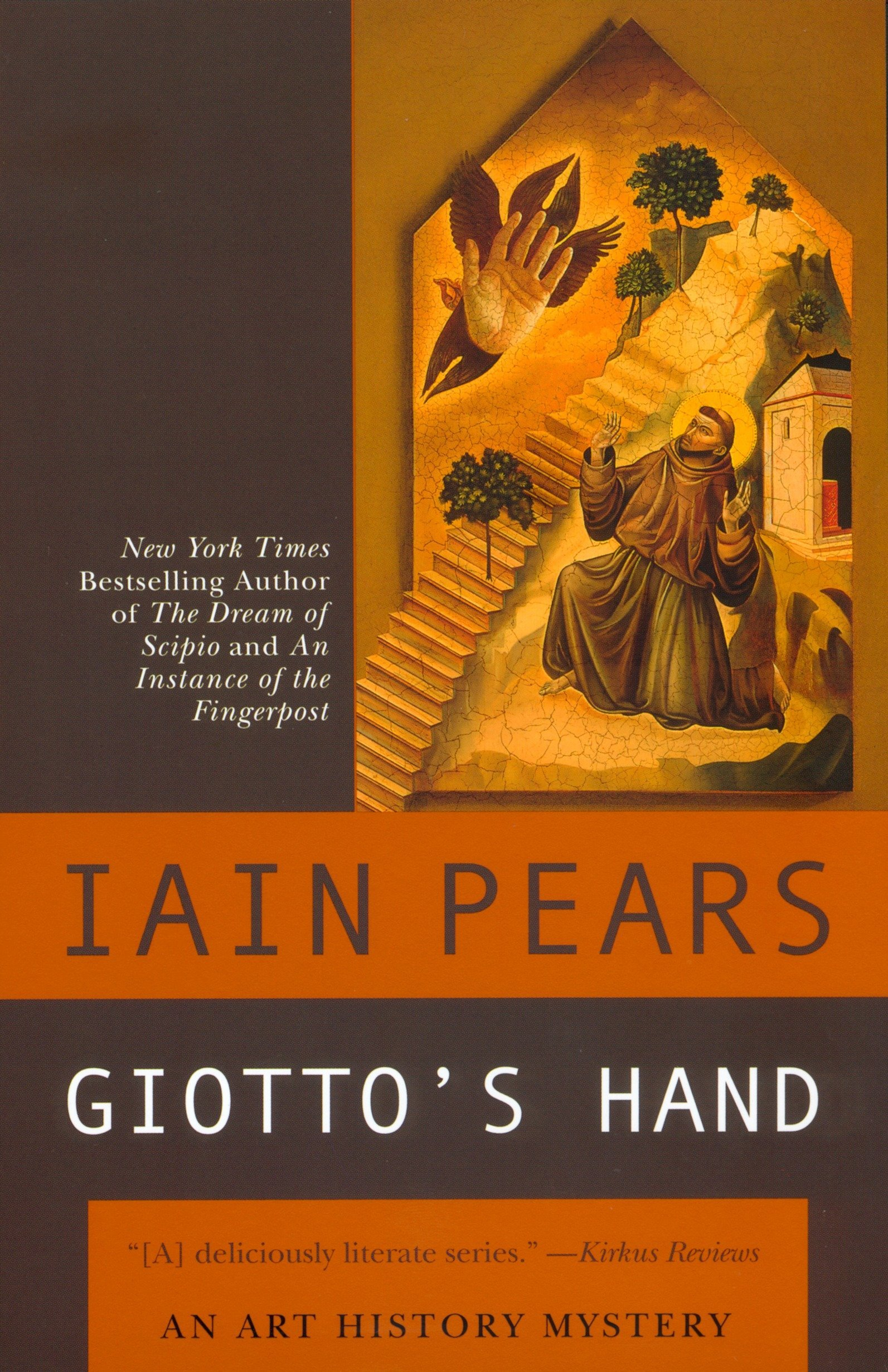 Giotto's Hand (Art History Mystery): Iain Pears: 0071831016003: Amazon.com:  Books