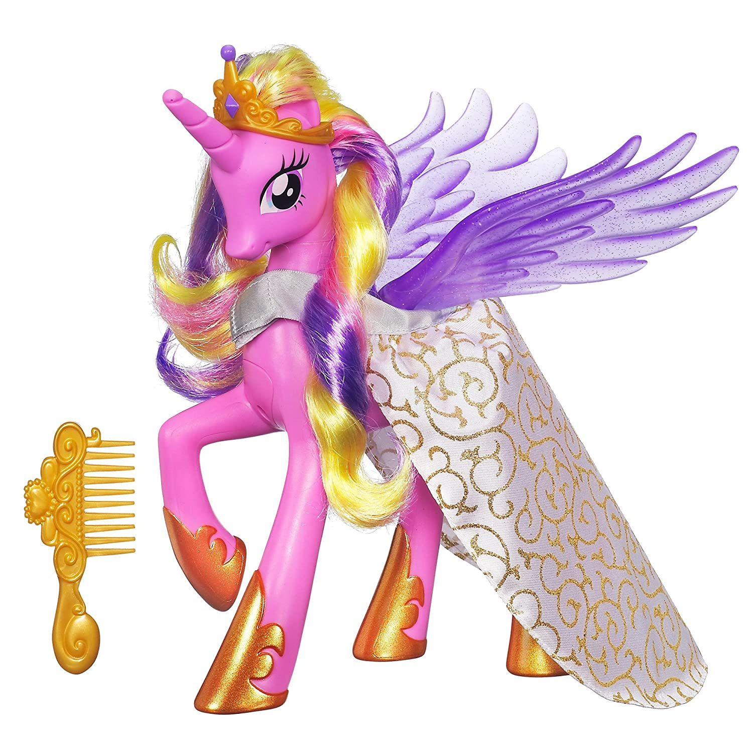 Amazon com my little pony princess cadance toys games