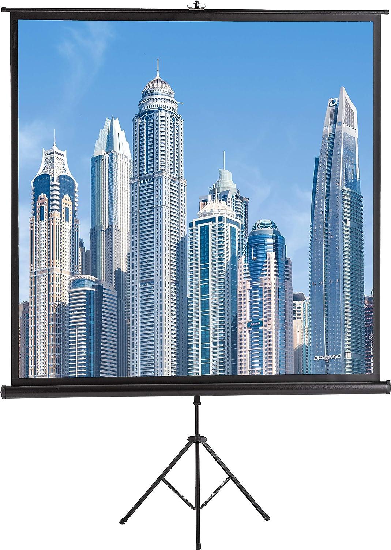AmazonBasics - Pantalla de proyector de 99 pulgadas (251,4 cm) 4K ...