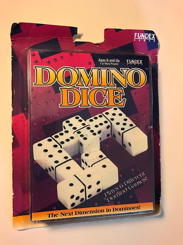 激安ブランド Fundexによるドミノダイス。 B06XD4FGTN, Tidy-Chouchou:261f63f1 --- yelica.com