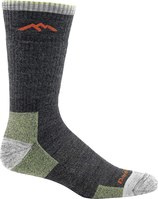 Darn Tough Boot Cushion Sock - Men's Lime 2X-Large