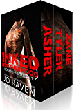 Inked Brotherhood Bundle (Books 1-3): Inked Boys