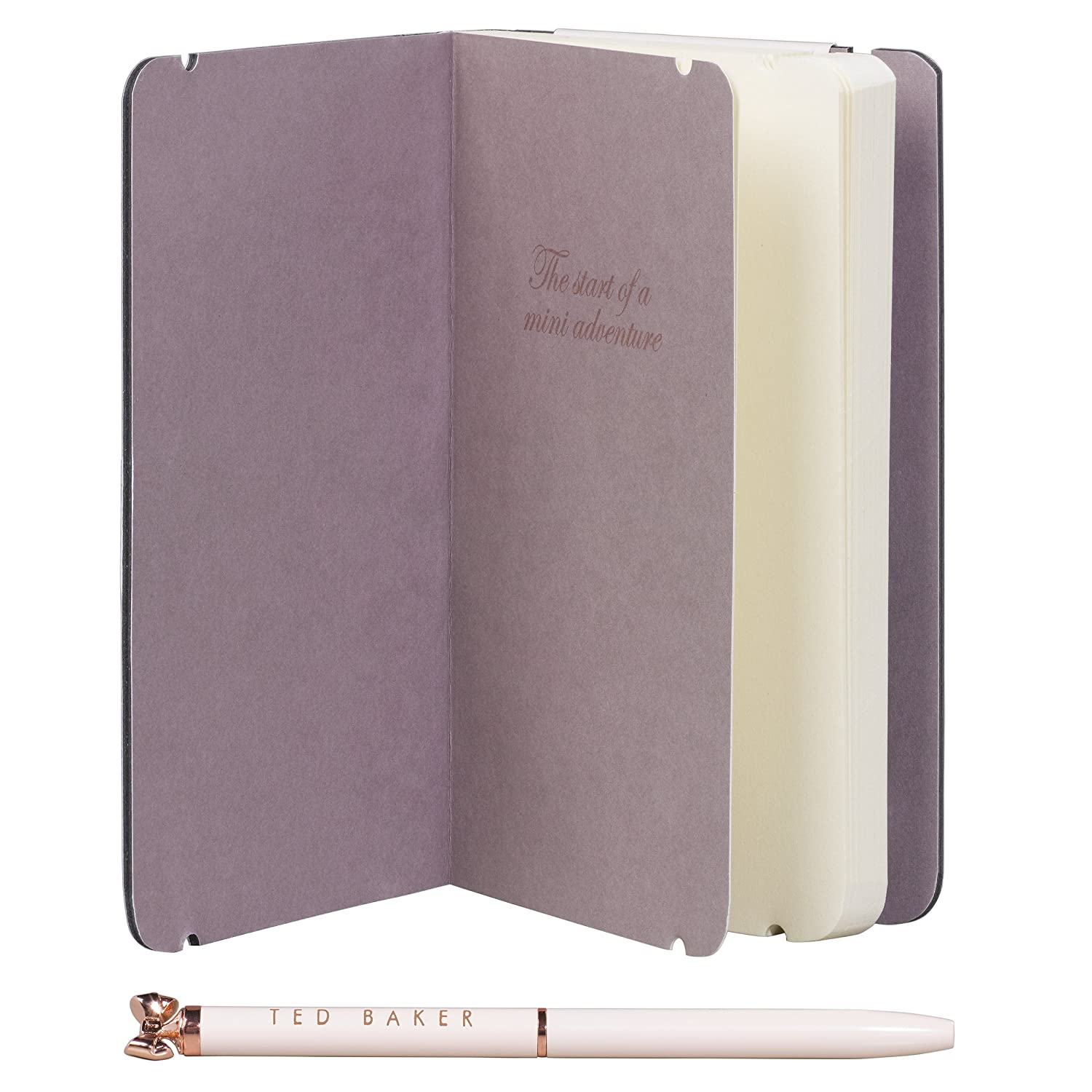 3879b089477c Ted Baker A5 Notebook with Sticky Notes