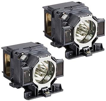 Epson ELPLP73 - Lámpara para proyector Epson: Epson: Amazon.es ...