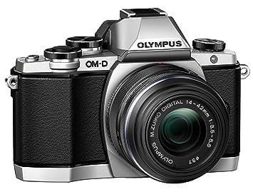 Amazon.com : Olympus OM-D E-M10 Mirrorless Digital Camera with 14 ...