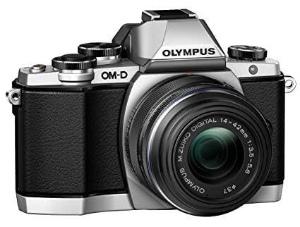 amazon com olympus om d e m10 mirrorless digital camera with 14 rh amazon com E400 Hybrid Sedan 2017 E400
