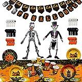 The Twiddlers Paquete de Decoración de Halloween Completo, 88 Piezas - Todo en un Paquete - Ideal para Bolsas de Regalo y Fiestas de Halloween