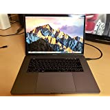 アップル 15インチMacBook Pro Touch Bar: 2.9GHzクアッドコアi7プロセッサ、512GB - スペース MPTT2J/A