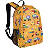 Wildkin 15 Inch Backpack, Extra Durable Backpack with Padded Straps and Interior Moisture-Resistant Lining, Perfect for…