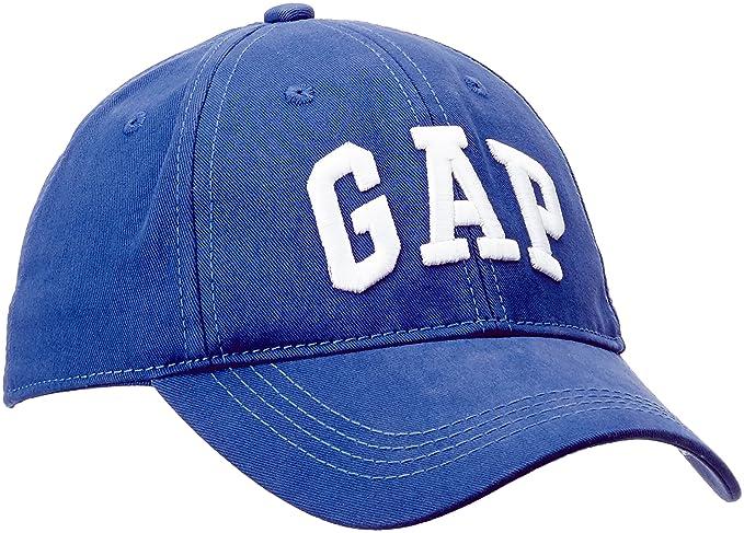 714d7613d1b GAP Men s Baseball Cap (140764500009 17839113700 One Size Bristol Blue ...