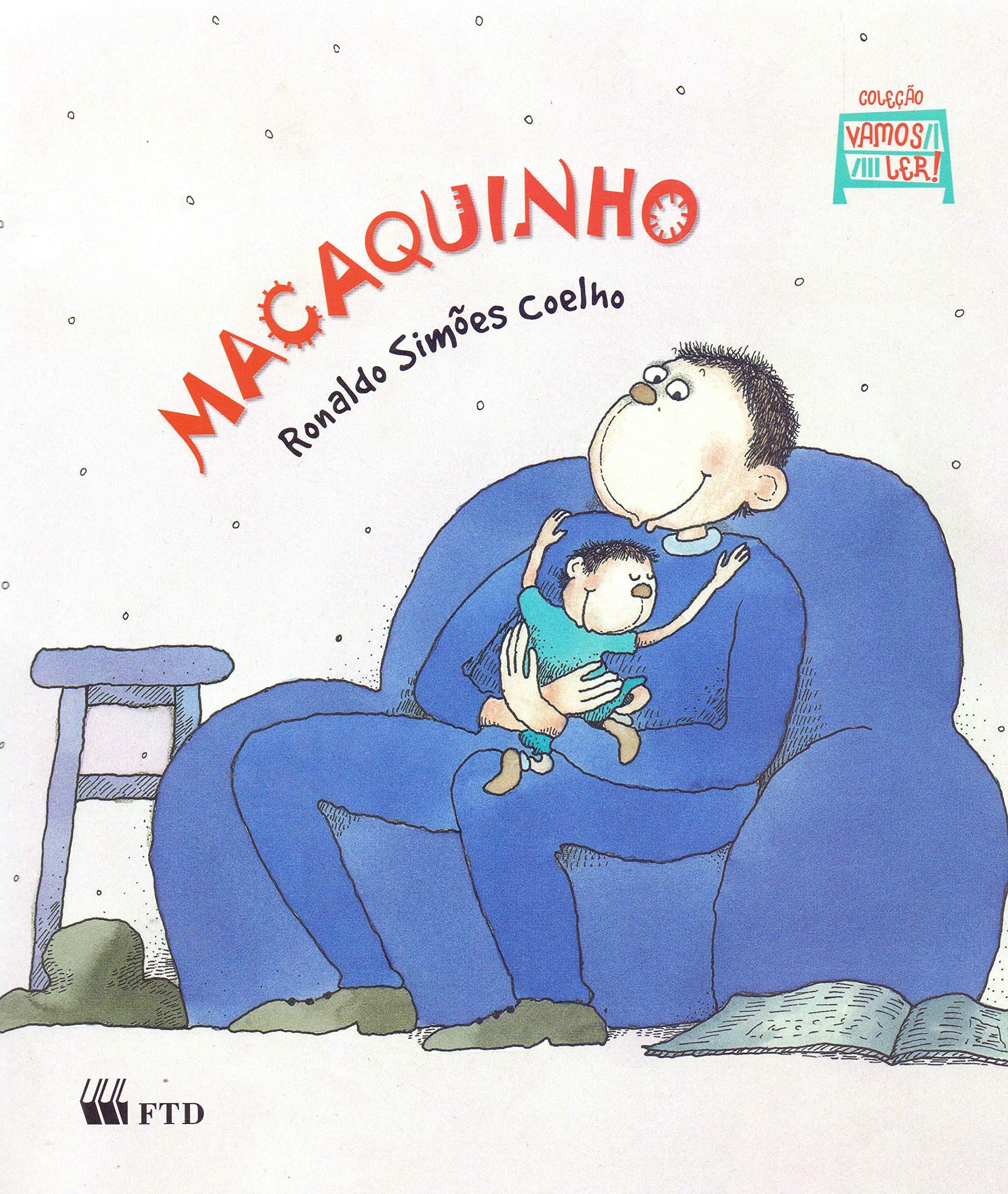 Macaquinho | Amazon.com.br