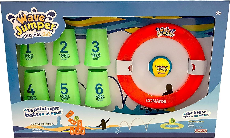 Comansi- Wave Jumper playset 3 x 1 (C18918): Amazon.es: Juguetes y ...