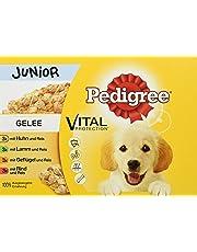 Pedigree Hundefutter Nassfutter Huhn und Lamm in Gelee