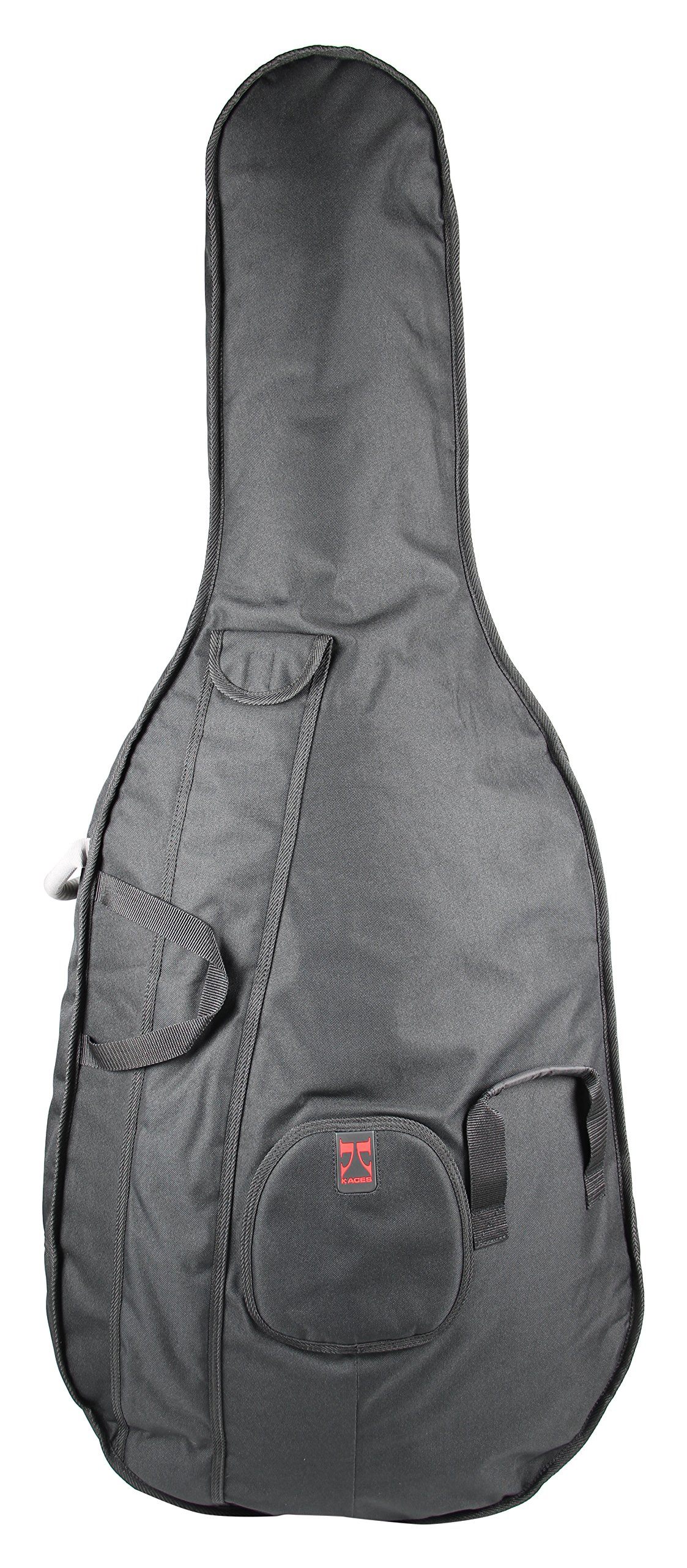 Kaces UKUB-3/4 University Series 3/4 Size Bass Bag