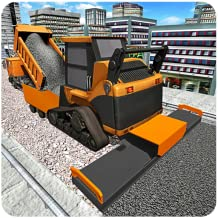 Builder Ville Road Construction 2016