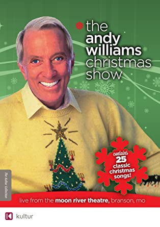 the andy williams christmas show live from branson - Andy Williams Christmas Show