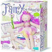 4M - Fairy Doll Making Kit, muñeca (004M2732)
