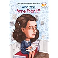 Who Was Anne Frank? (Who Was...? (Paperback))