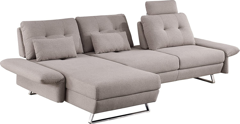 Amazon.com: Vig muebles Divani colección casa Payne moderno ...