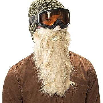 Beardski Blond Viking Ski Mask
