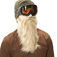 Beardski Blond Viking Ski Mask