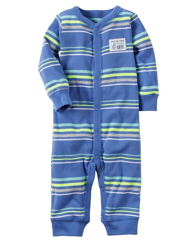 Carter's baby-boys Cotton Footless Carters 115G240