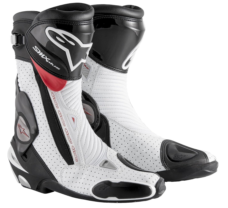Stivale da moto SMX 5 alpinestars sportivo bianco