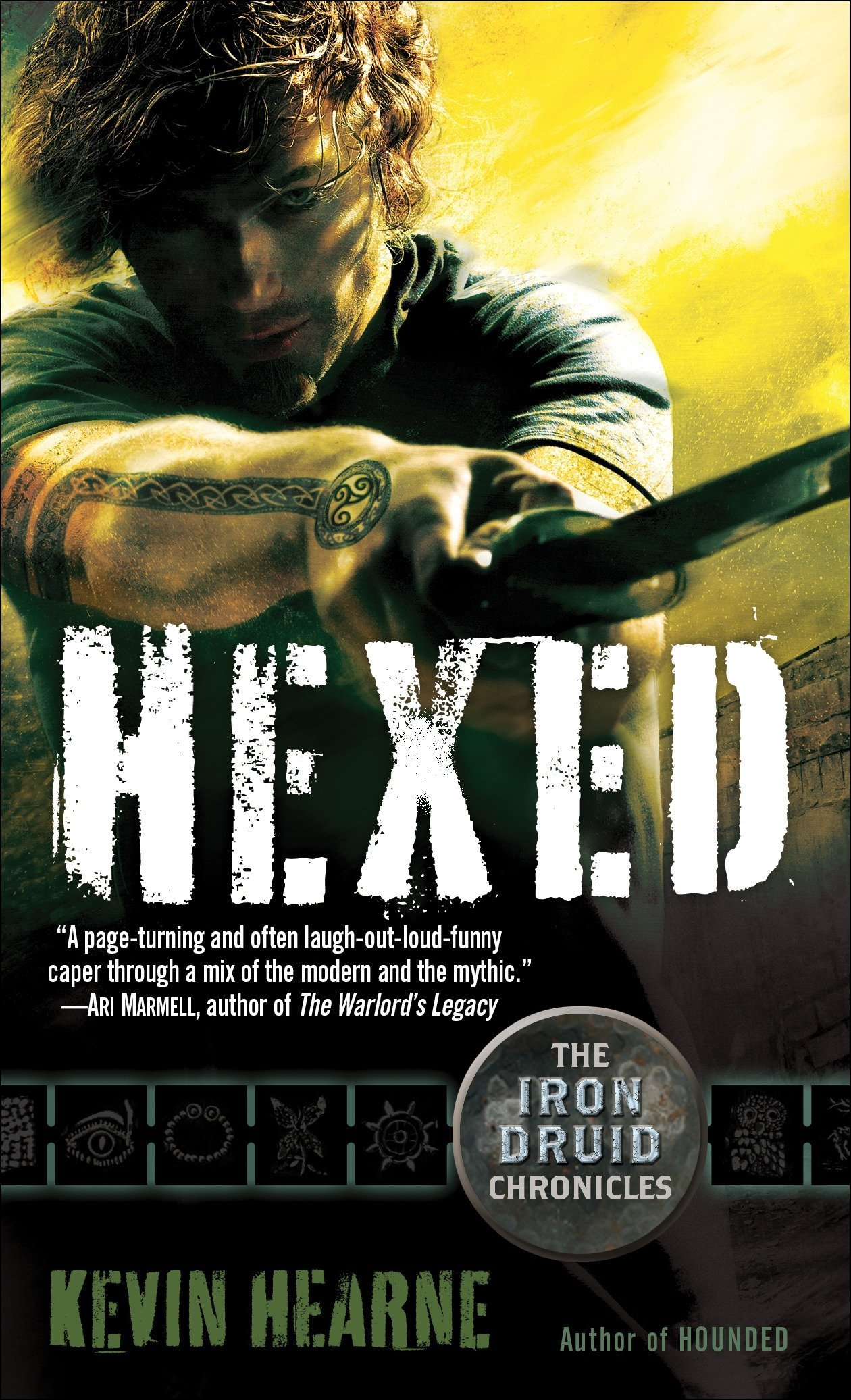 Download Hexed (Iron Druid Chronicles) pdf