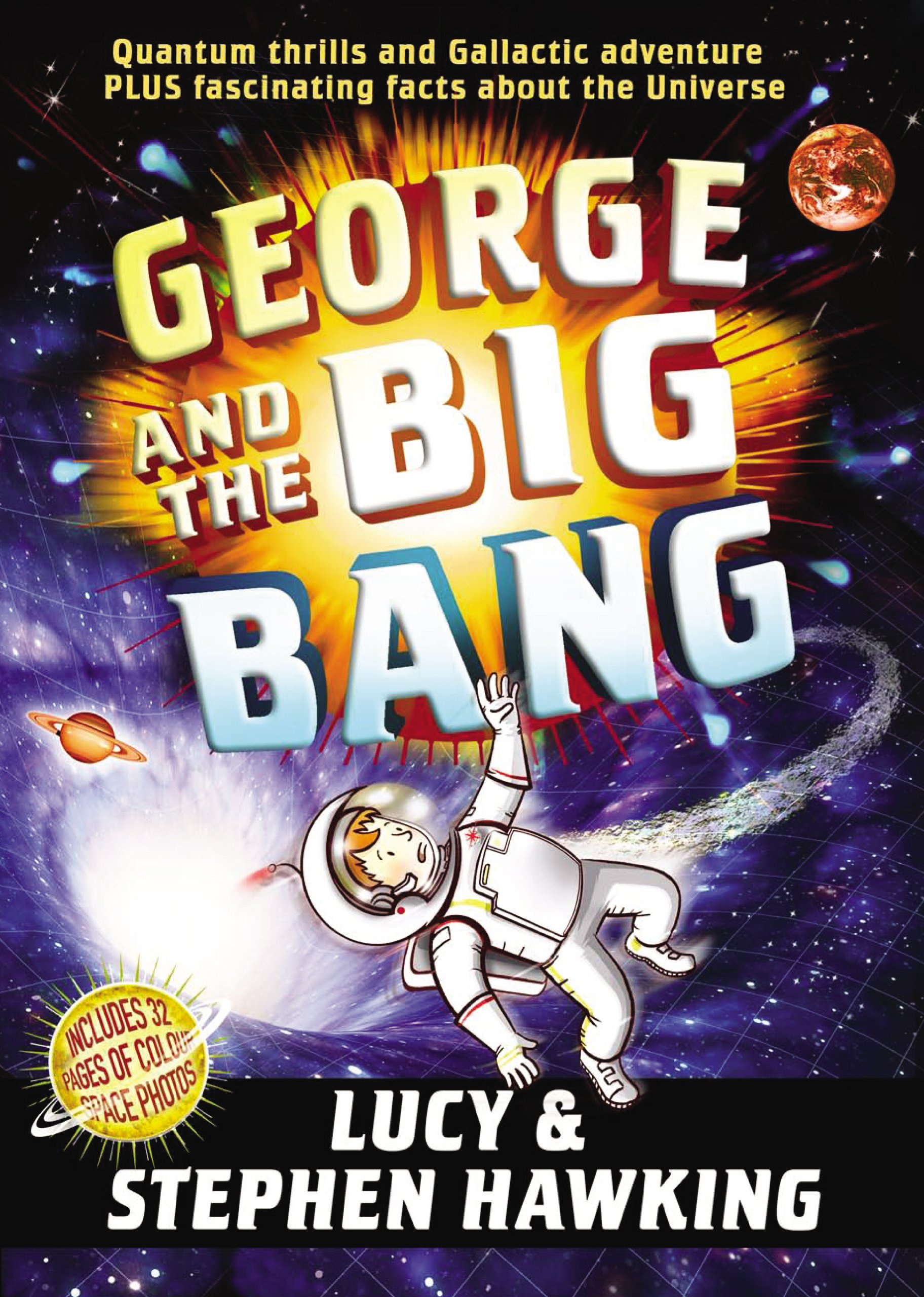 George And The Big Bang  George's Secret Key To The Universe