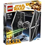Lego Star Wars TM-Imperial Tie Fighter, 75211