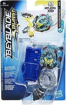 Beyblade – Juguete Starter Pack – minoboros M2, E1060: Amazon.es ...