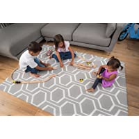 Tregolden Baby Play Mat – for Babies, Toddlers and Kids – Protect Your Child with This Stylish Soft Play Rug – Attractive, Modern and Sophisticated Design