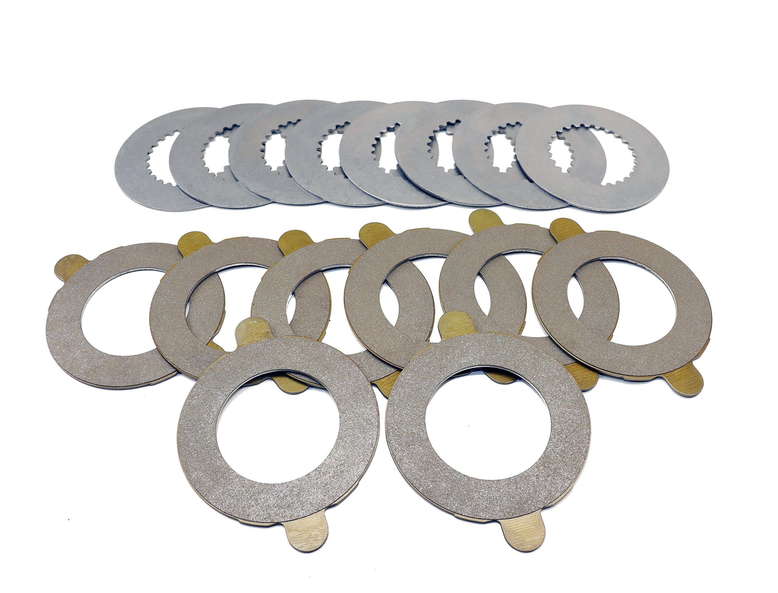 Replacement 12 Bolt Differential Clutch Pack Kit for FORD 9.75 Differential