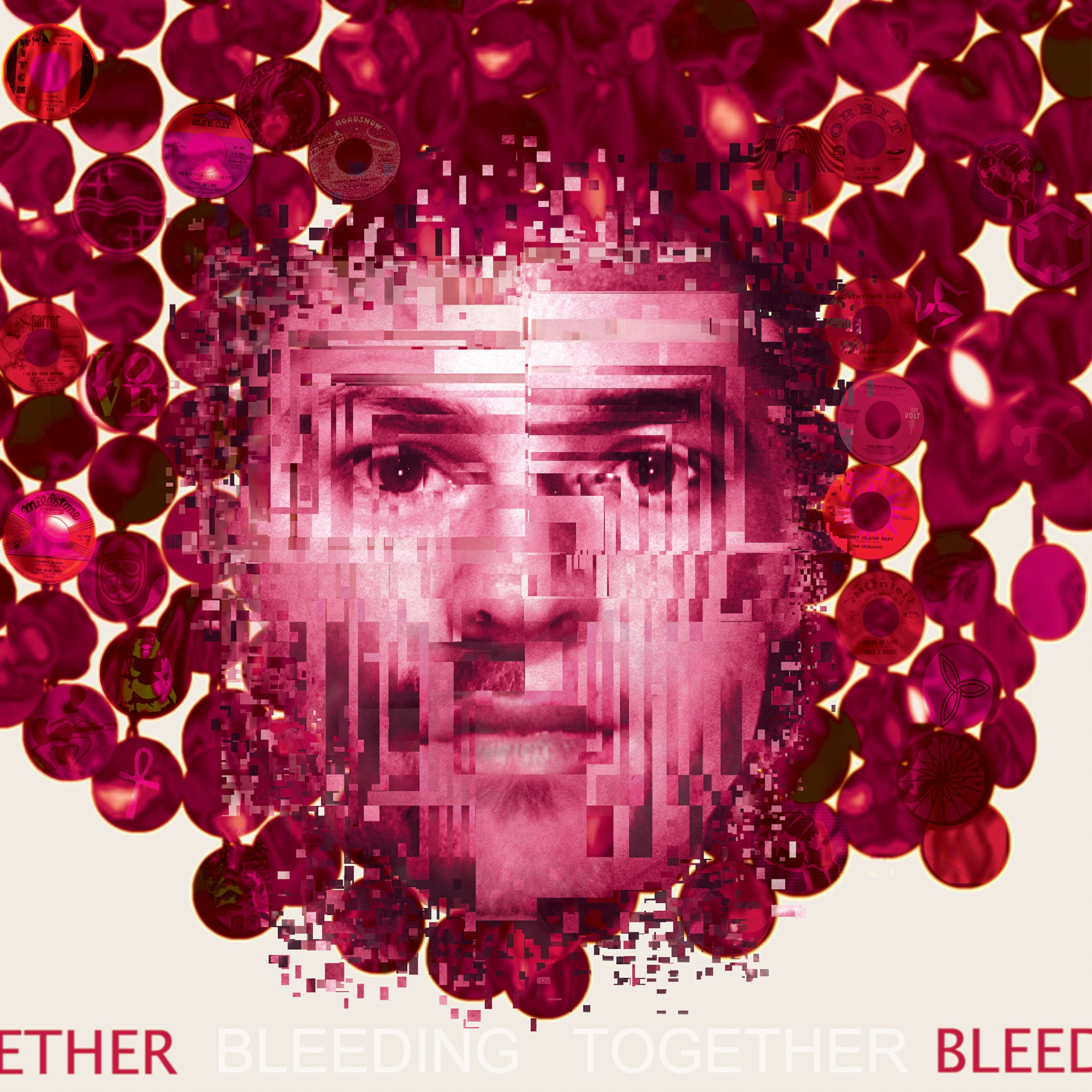 CD : dissent - Bleeding Together (CD)