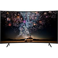 Samsung 55RU7300 55 Inch Curved Smart 4K UHD TV Series 7 (2019) - Black