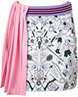 adidas X Mary Katrantzou Pleated Skirt Pink/Floral S07422 Pink/Floral